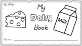 Food Group Activity: My Dairy Book
