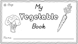 Food Group Activity: My Vegetable Book