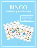 Food Group BINGO Cards