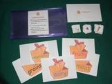 Food Group Sort Education Center, Classroom resource tool- Hard Good