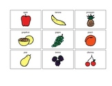 Food Group Sort Functional Work Station- Special Education