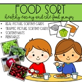 Food Group with Sorting and Classifying Activities