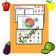 Food Groups & Healthy Eating Digital Worksheets Google Drive-OneDrive