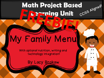 Food Groups My Plate Sort Math Technology Project Based Learning Unit