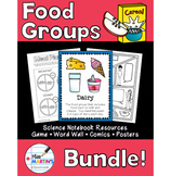Food Groups Science Bundle