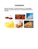 Food Groups Test