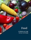 Food Homeschool Unit Study