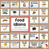 Food Idioms Bulletin Board Kit