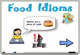 Food Idioms Flipchart