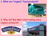 Food Industry / Health - What Can We Do? - Lesson Presentations, Video Info