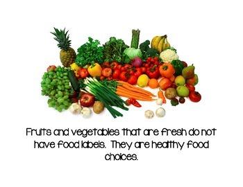 Food Labels
