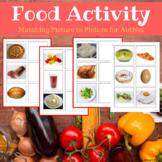 Food Matching Activity