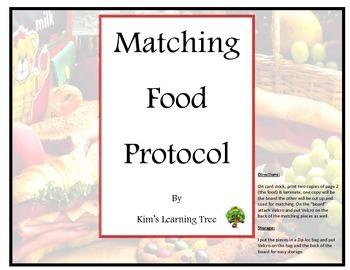 Food Matching Protocol