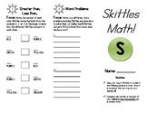 Food Math: Skittles Math!