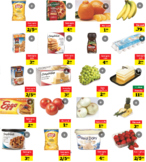 Food Nourriture Grocery Flyer 2 French