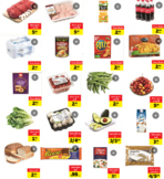 Food Nourriture Grocery Flyer Core French