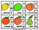 Food/Nutrition Beginning Sound Clip Cards