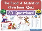 Food & Nutrition Christmas Quiz!