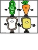 Food Pairs: Pick a Partner Grouping Cards