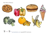 Food Picture Printouts