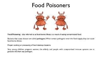 Food Poisoners PowerPoint