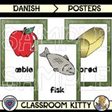 Food Posters : Danish