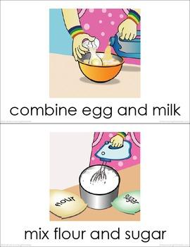 Food Preparation (set II) Picture Flashcards
