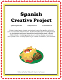 Food Project 150pts - Spanish