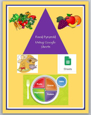 Food Pyramid - Google Sheets