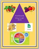 Food Pyramid - Google Sheets