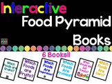 Food Pyramid Interactive Books