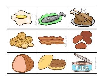 Food Pyramid Supplementary Unit