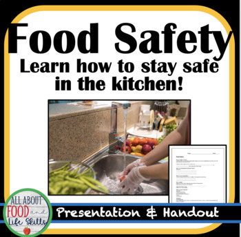 Food Safety Lesson