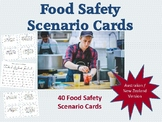 Food Safety Scenario Discussion Cards - Australian / New Zealand Version