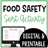 Food Safety Sort and Draw: A Microorganisms Activity