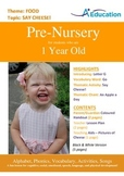 Food - Say Cheese! : Letter G : Go - Pre-Nursery (1 year old)