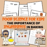 Food Science - 8 Important Ingredients in Baking