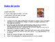 Food Science- Cooking with Milk!
