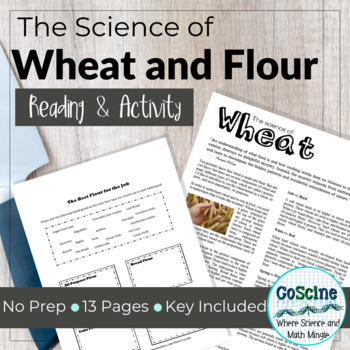 Food Science: Learning Wheat and Flour