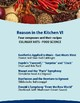 Food Science - Reason in the Kitchen VI