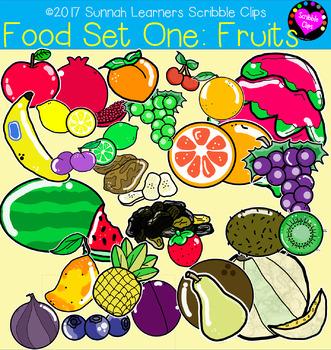 Food Set One- Fruits