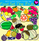 Food Set One- Fruits
