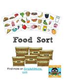 Food Group Sort