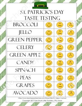 Food Taste Testing