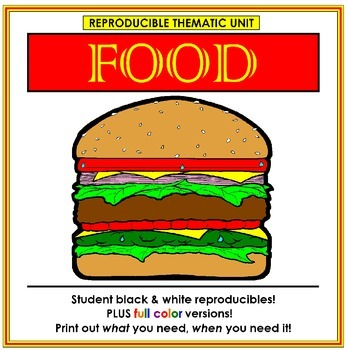 Food Thematic Unit