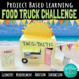 Food Truck Challenge Project Based Learning