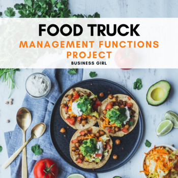 Food Truck Management Functions for an Event
