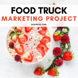 Food Truck Marketing Project (4 P's, Marketing Functions,
