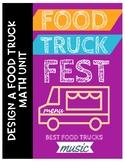 Food Truck Math Fifth Grade