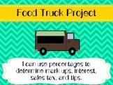 PBL Food Truck (Percentages)